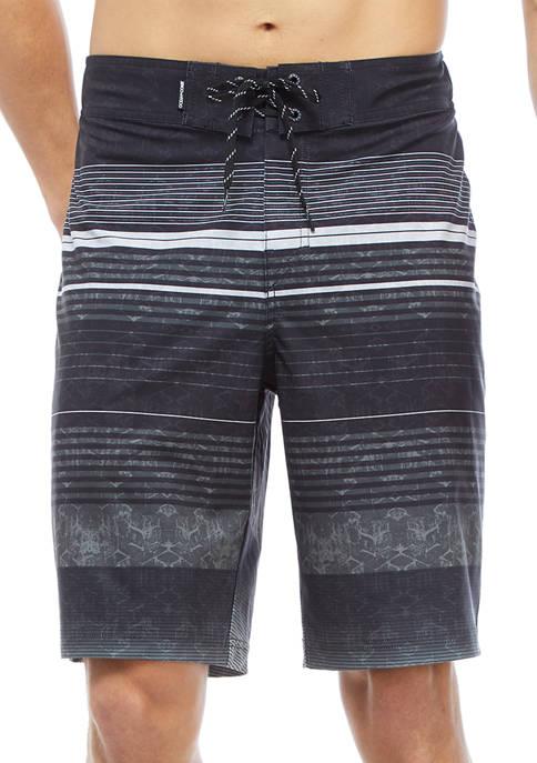 3-Pack Ocean & Coast Men's Printed Board Shorts