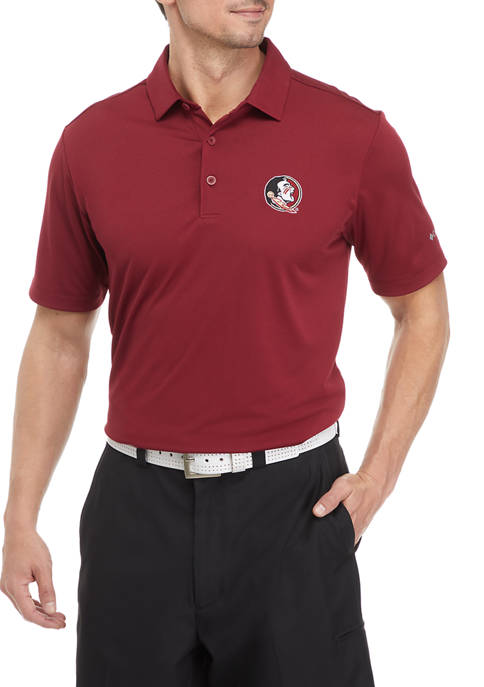 Florida State Short Sleeve Polo