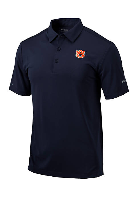 Auburn Drive Short Sleeve Polo