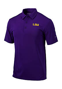 LSU Drive Short Sleeve Polo