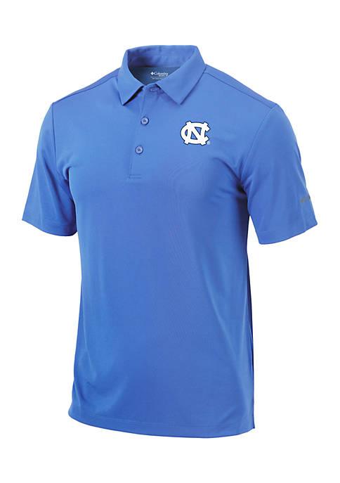 Columbia UNC Drive Short Sleeve Polo