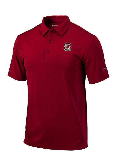 Columbia USC Drive Short Sleeve Polo