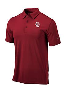 OU Drive Short Sleeve Polo