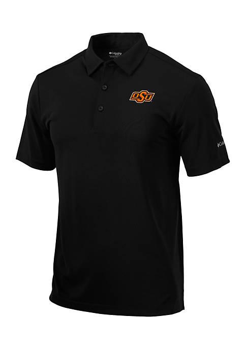Oklahoma State University Drive Short Sleeve Polo