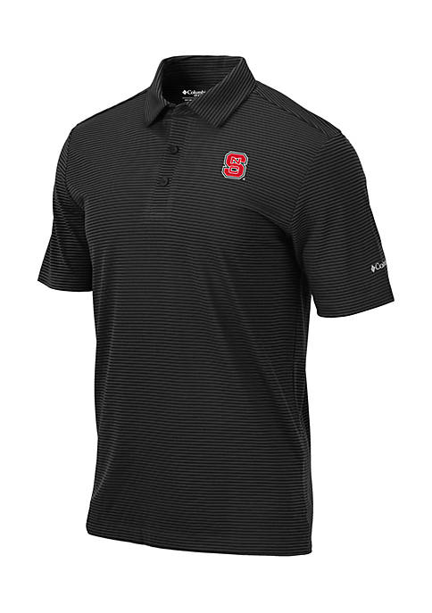 Columbia Short Sleeve NC State One Swing Polo