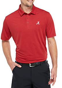Alabama Crimson Tide Short Sleeve Polo Shirt