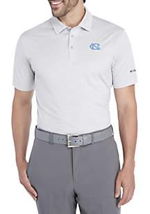 Short Sleeve North Carolina Tar Heels Omni-Wick One Swing Polo