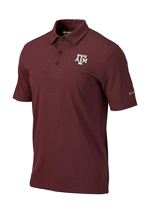Texas A&M University One Swing Polo