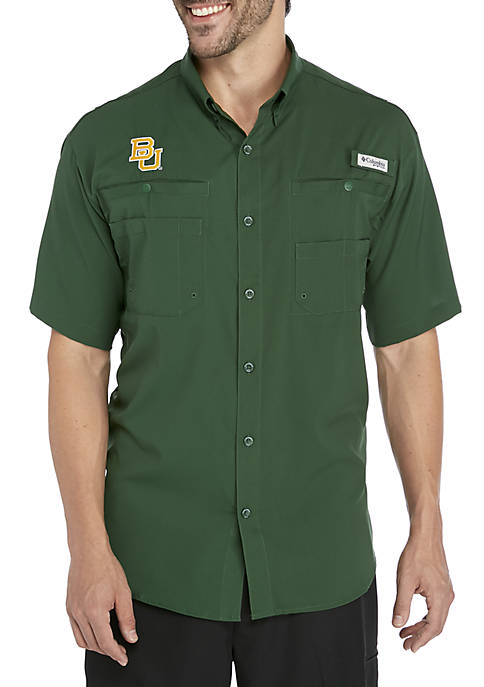 Columbia Baylor Bears Tamiami Shirt