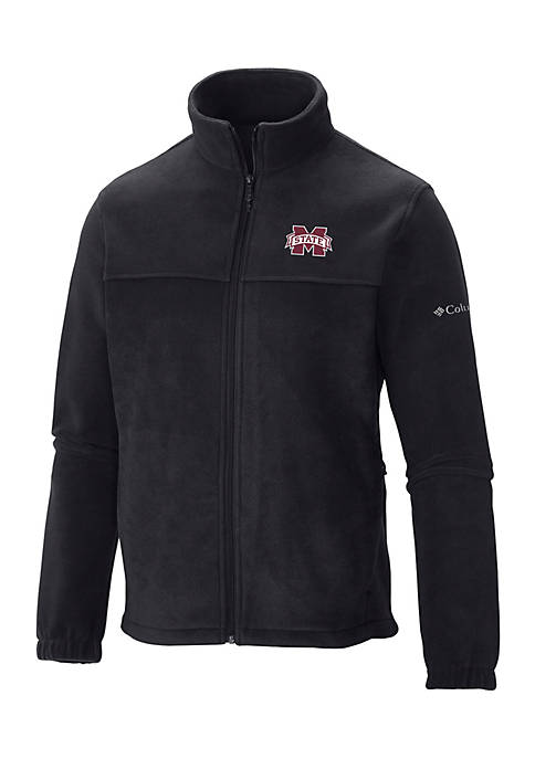 Columbia Mississippi State Bulldogs Flanker Full Zip Jacket