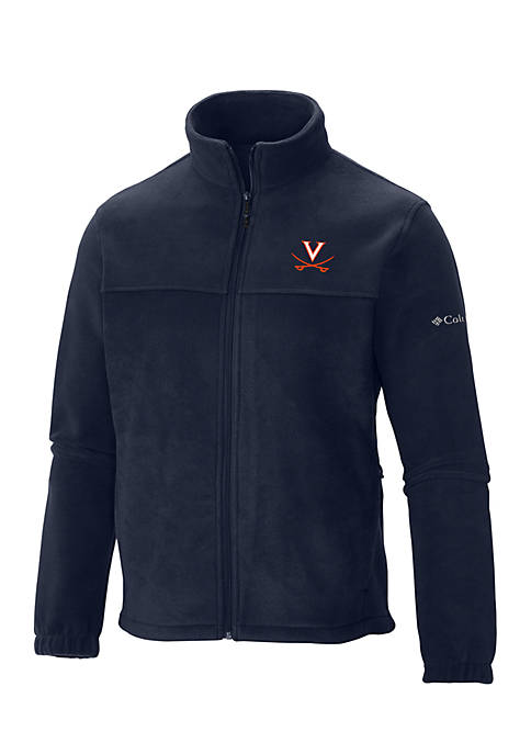 Columbia University of Virginia Flanker Fleece Jacket