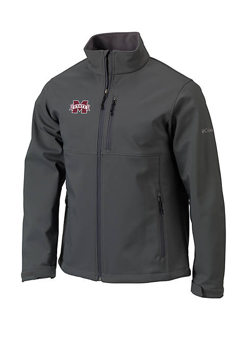 NCAA Mississippi State Bulldogs Collegiate Ascender Softshell Jacket