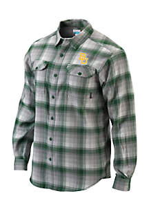 Columbia Baylor Bears Flare Fun Flannel Shirt