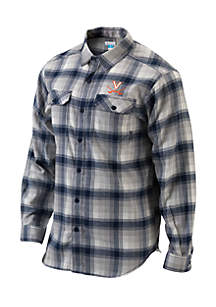 Virginia Cavaliers Flare Gun Flannel Shirt