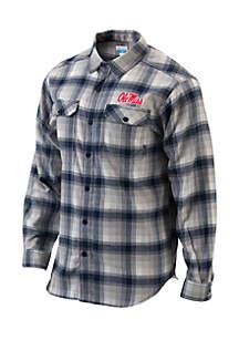 Ole Miss Rebels Flare Gun Flannel Shirt