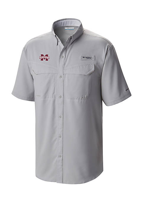 Columbia Short Sleeve Mississippi State Low Drag Off