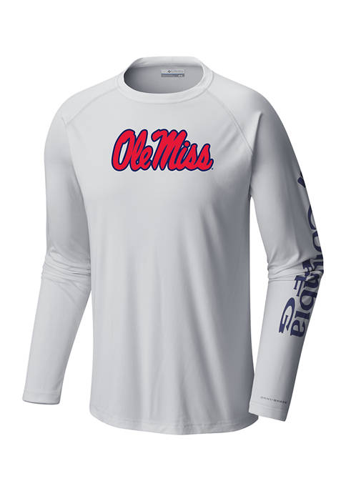 NCAA University of Mississippi Terminal Tackle Shirt