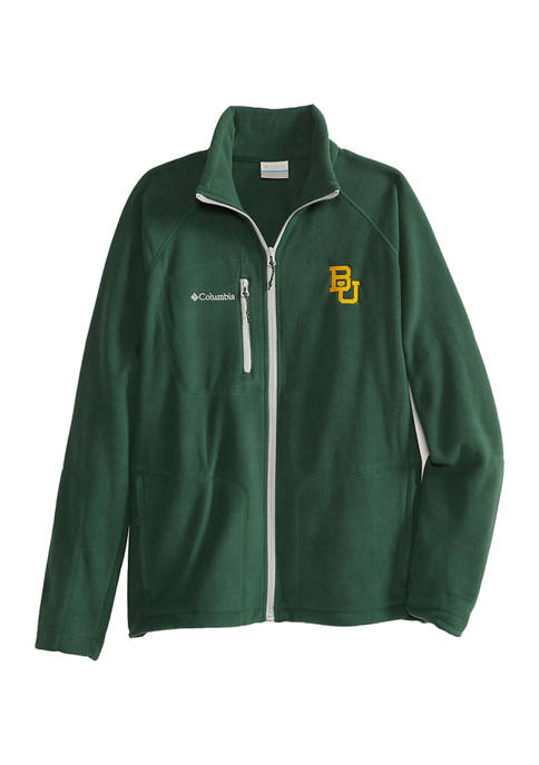 Columbia NCAA Baylor Bears Full Zip Jacket