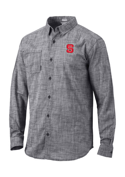 NCAA NC State University Under Exposure Long Sleeve Shirt