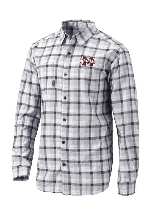 NCAA Mississippi State University Under Exposure Long Sleeve Shirt
