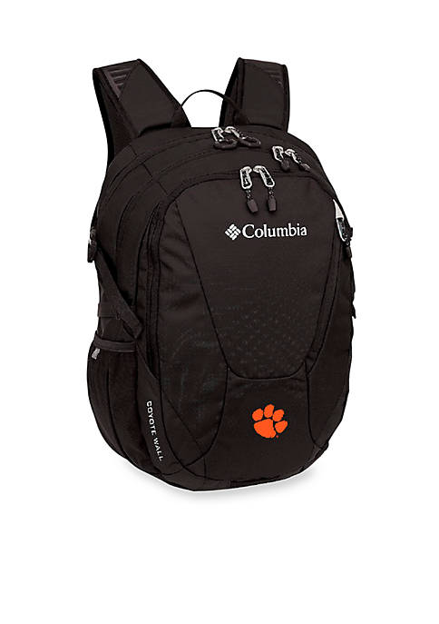 Columbia Clemson Tigers Coyote Wall Daypack