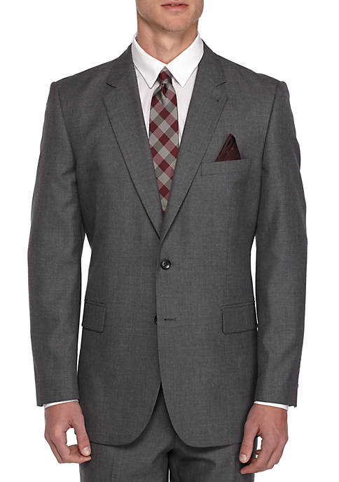 Alexander Julian Big & Tall Long Sport Coat