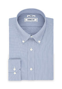 Crown & Ivy™ Crown & Ivy Slim Stretch Dress Shirt