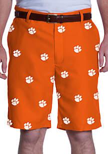 Clemson University Game Changer Shorts