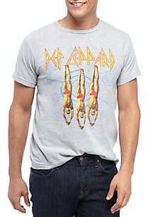 Def Leppard Swimming Girls Tee