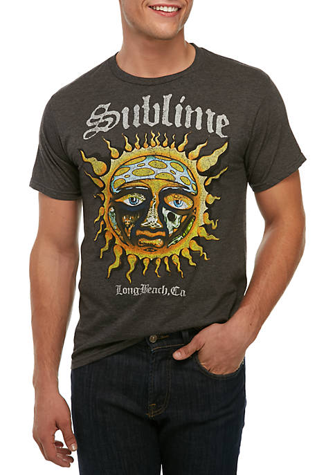 Live Nation Sublime Sun Stamp Tee