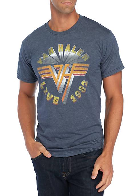 Live Nation Van Halen Graphic T-Shirt