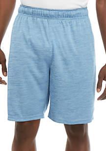 ZELOS Space Dye Micro Shorts