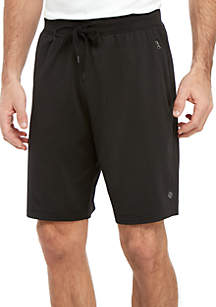 ZELOS Fleece Shorts