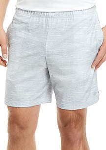 ZELOS Perforated Running Shorts