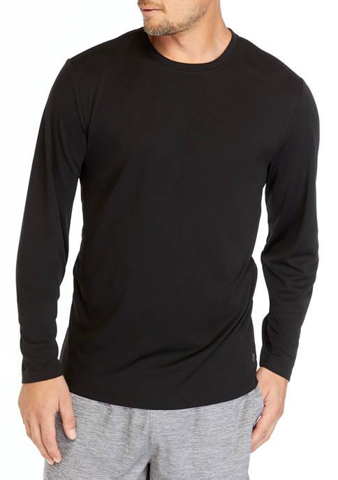 Long Sleeve Space Dye Shirt