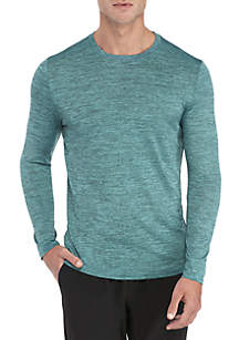 Long Sleeve Flex Poly Shirt