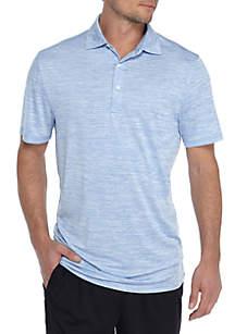 Flex Spacedye Polo Shirt