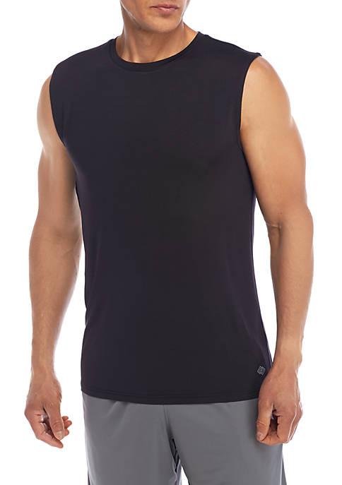 Space Dye Muscle T Shirt