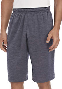 Big & Tall Space Dyed Gym Shorts