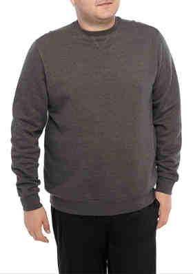 Louie James Mens Big Size Cotton Blend V Neck Long Sleeved Jumper//Pull Over