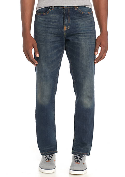 Crown & Ivy™ Medium Wash Jean