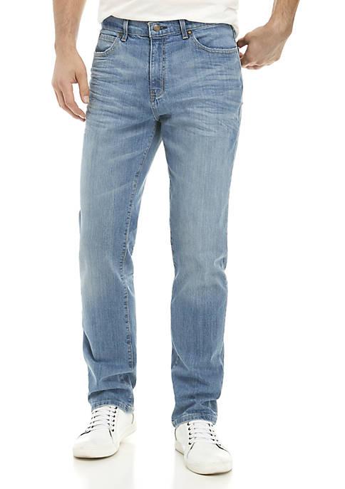 Crown & Ivy™ Mamette Light Wash Jeans