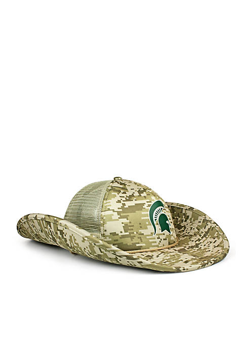 Cowbucker Michigan State Spartans DigiCamo Bucker