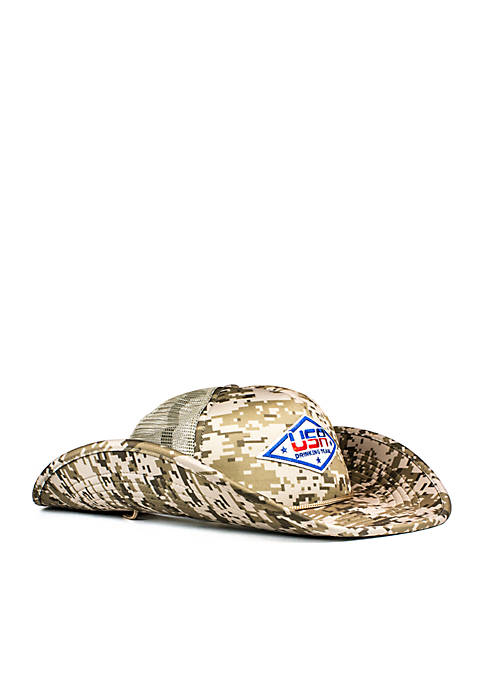 Cowbucker The USA Drinking Team Digi Camo Bucker