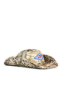 The USA Drinking Team Digi Camo Bucker Hat