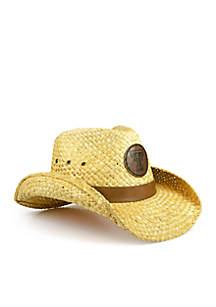 The Texas Tech Red Raiders Strawboy Hat