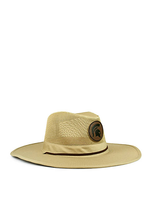 Cowbucker The Michigan State Spartans Safari Hat