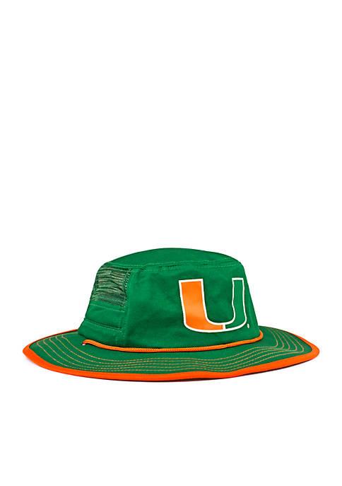 Cowbucker Miami Hurricanes Boonie Hat