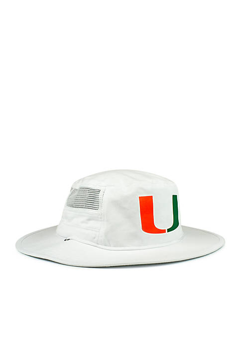 Cowbucker Miami Hurricanes Boonie Hat