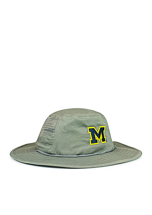 Cowbucker Michigan Wolverines Boonie Hat